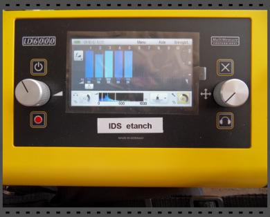 IDS étanch' est spécialiste de la recherche électro-acoustique des fuites d'eau