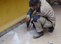Démarage des travaux de réparation