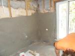 Traitement cuvelage en RDC d'une villa