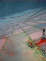 Autre recherche : Injection de colorant dans les fissures ( voir une éventuelle aspiration)
