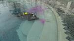 Recherche de fuite piscine avec matériel de plongée