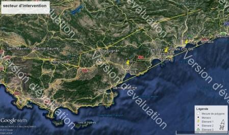 ids étanch' intervient dans les Alpes Maritimes et le Var