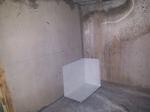 Cuvelage (traitement d'une contre pression sur un mur enterré)