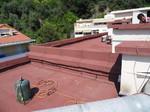 réfection totale toiture terrasse inaccessible avec étanchéité bitumineuse autoprotégé